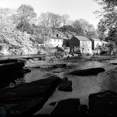 River Tees, Low Mill